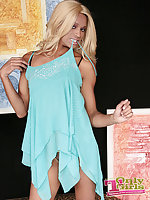 Rafaella Ninfeta displays her huge pecker