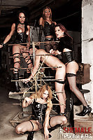 Dark Mistresses & Their Playtoy