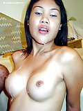 Another facial portion for lustful ladyboy