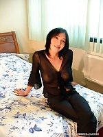Asian Shemale With Big Tits Sucking In Bedroom
