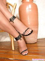 Tayla Dickman salacious pantyhose tranny gal