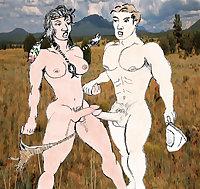 Sexfight: Shemale Vs Male