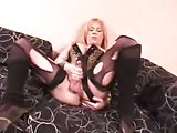 Bad Tgirl In Anal Slaking