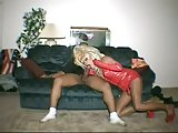 Amateur cd in latex fucked
