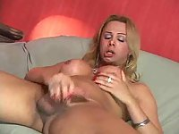 Dirty couple eats a tranny
