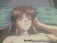 Toon Futanari Fucks Teen