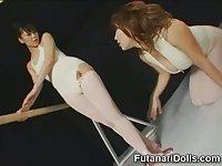 Futanari Ballet