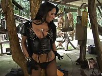 Awesome Nicolly Navarro is the best dominatrix