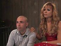 TS Seduction - Johanna Badine & Tyler