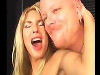 Blonde doll engoys deep anal ramming