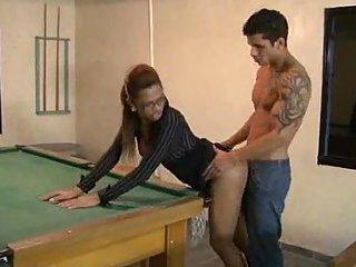 Hard sex instead of sport