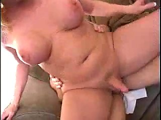 Mutual hardcore with a busty Tgirl