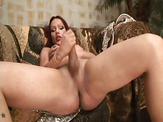 Transsexual Gets Barebacking
