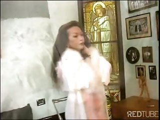 Mature big cock tranny sucked by her bf