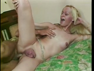 Amateur ass licking and fucking
