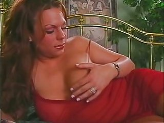 Titty Kimberly Devine drills her man hard