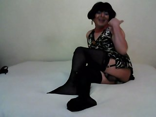 SandyTV playing on cam
