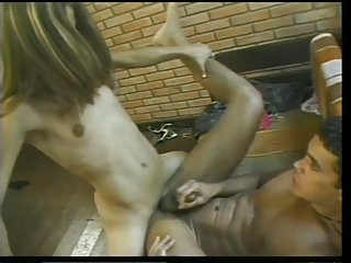 Young And Hot Transsexual Scene