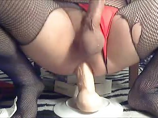 CD Katie Self Creampie with john holmes dong